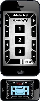 RidePro e3 Smart phone App       #31009000