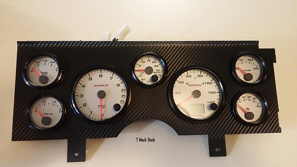 "#RT3001-GN       ""RT"" GNX style Dash"