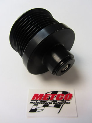 Metco LSA  S/C Pulley 2010-up Camaro ZL1