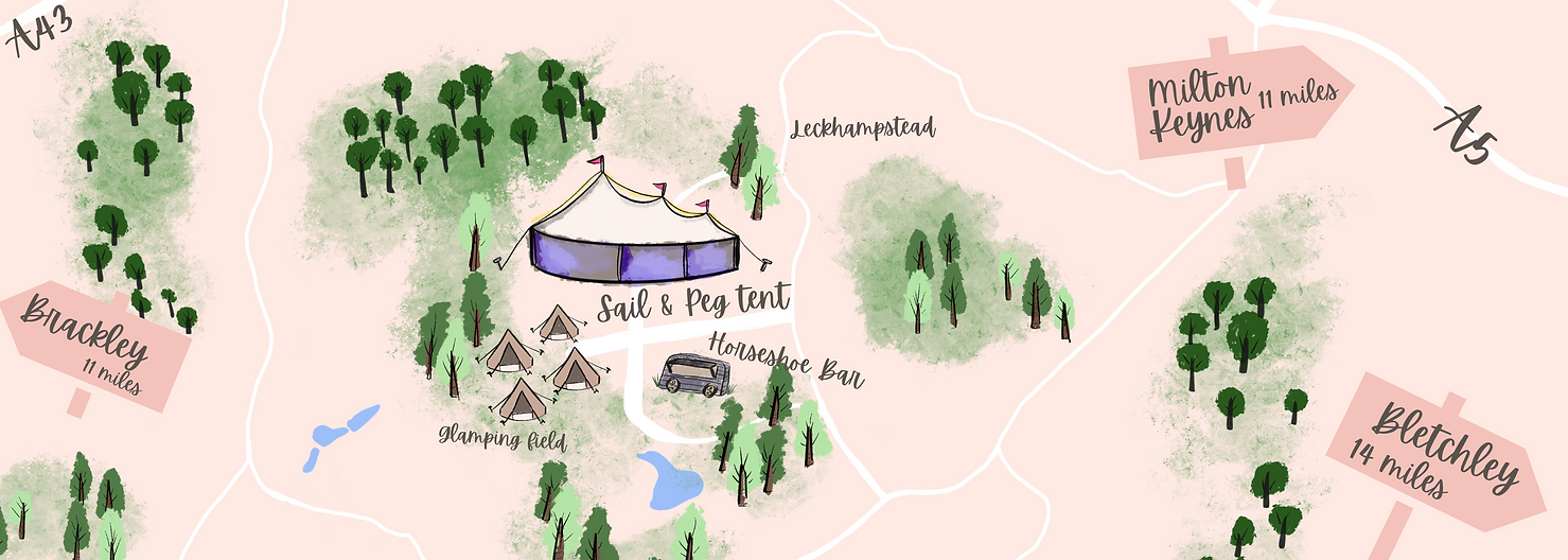 Leckhampstead Map.png