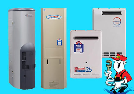 Gashome hot water systems