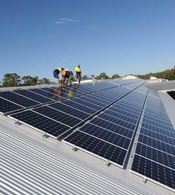 Solar Electricty