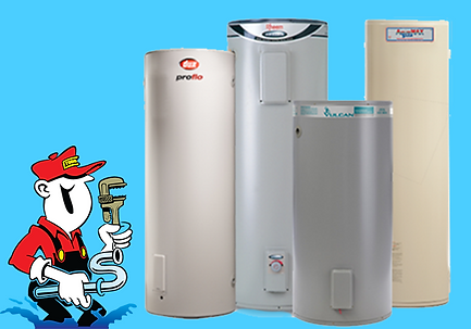 home electric hot water systems