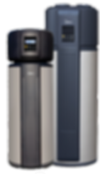 Midea Heat pumps come in two sizes