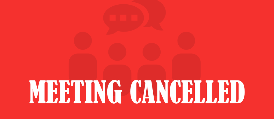 CANCELLED: Board of Directors Meeting