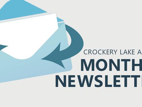 August and September 2020 / Newsletter
