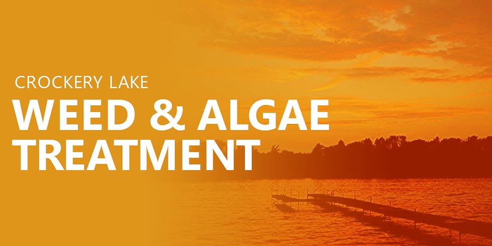 Weed & Algae Treatment