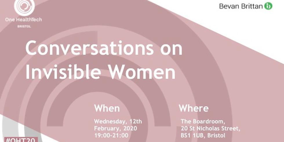 Conversations on Invisible Women (Bristol)