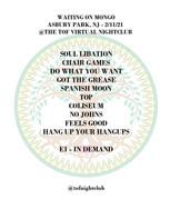 2021-02-11 - Waiting On Mongo - Setlist1