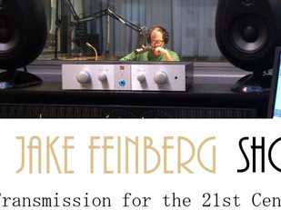 Podcast Interview on the Jake Feinberg Show