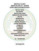 Setlist - Brendan James - 10-22-20 copy.