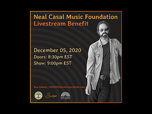 Petal Motel Article - NCMF Livestream Benefit at The Tree