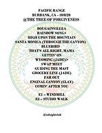 Setlist -Pacific Range - 10-8-20 copy.jp
