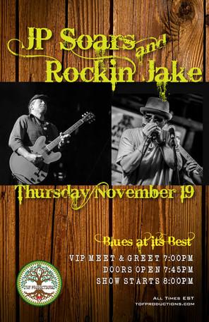 JP Soars & Rockin' Jake