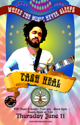 Tash Neal