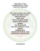 2021-04-22 - Honey Larks - Setlist.jpg