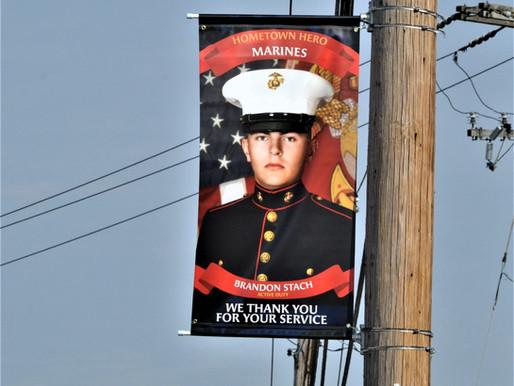 DVSD Area Hometown Hero Banner - 2