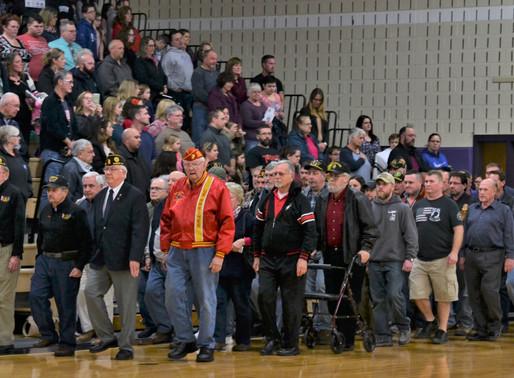 Hometown Heroes honored from the Lake Region