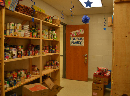 WASD's pantry grows; community's support continues