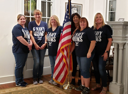 Mothers unite to honor their sons and all who serve