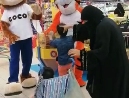 Kellogg's Coco Pops Engagement with kids