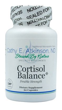 Cortisol Balance (Double Strength)