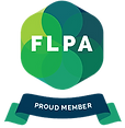 FLPA proud member logo