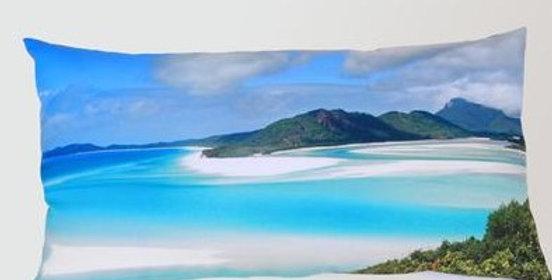 Airlie Beach Oblong Pillow