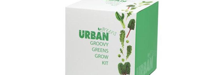 Grow Your Urban Greens Kit