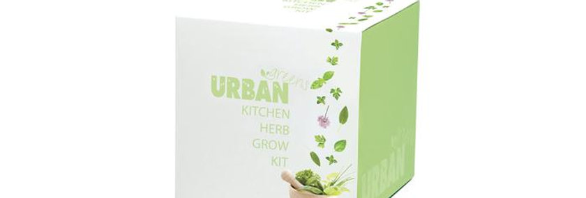 Grow Your Kitchen Herb Kit