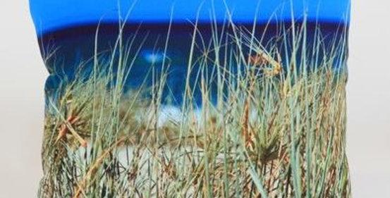 Dune Grass Square Pillow