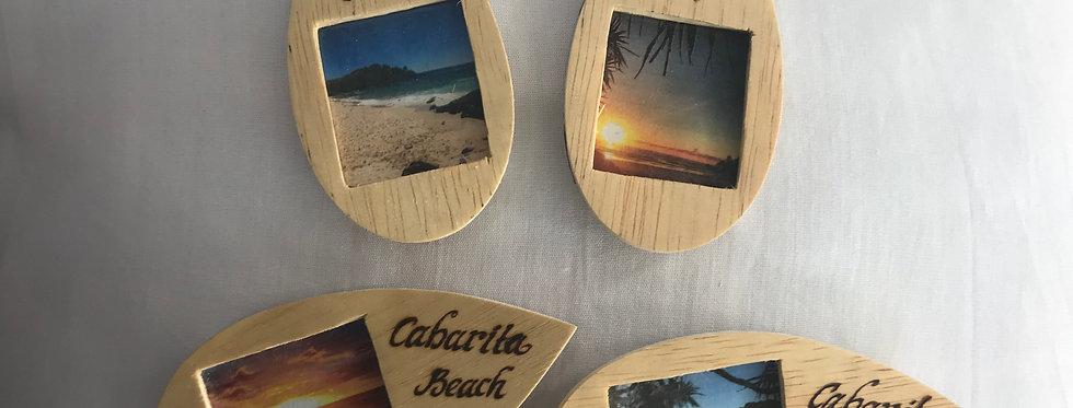 Caba Beach Magnet