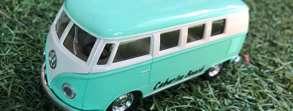 1962 VW Classical Bus - Pastels