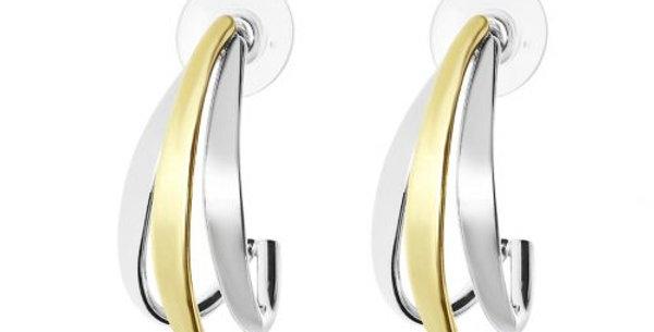 Two Tone Semi hooks