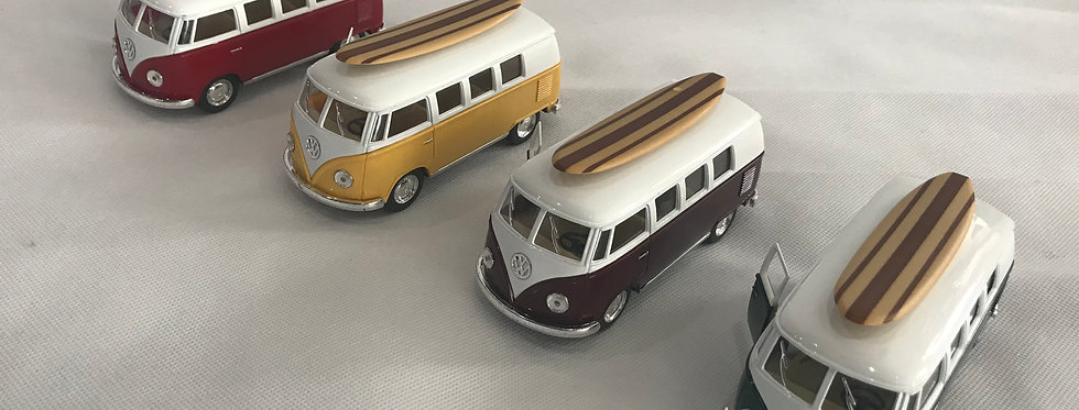 Combi with Surfbaord