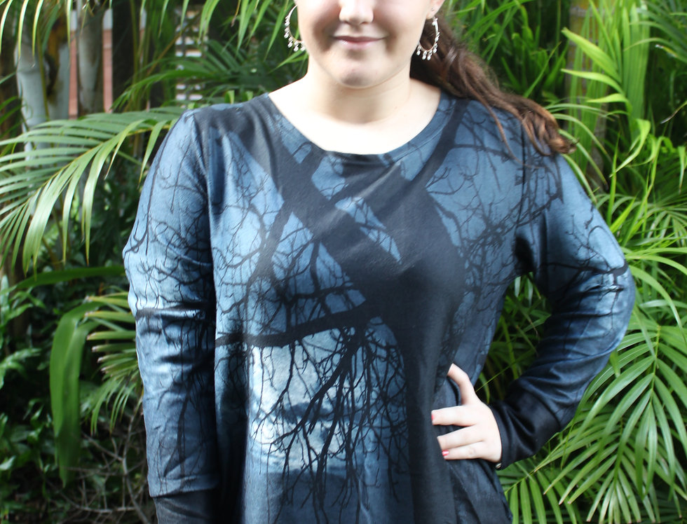 Winter Forest Top