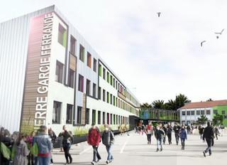 Collège de Saint Gilles Croix de Vie