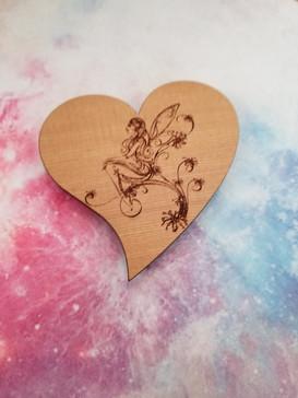Fairy Love Magnet
