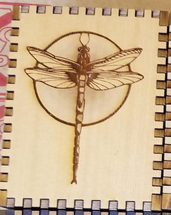 3 X 4 X 2 dragonfly