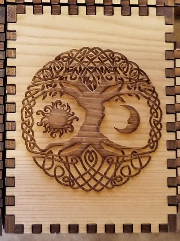 3 X 4 X 2 Celestial Tree of Life
