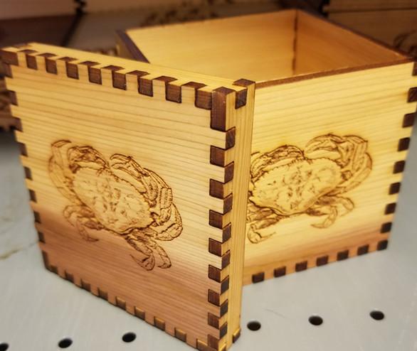 4 X 4 X 4 Crab Cube