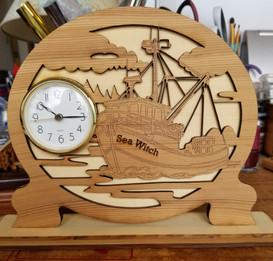 Fishing Vessel Clock