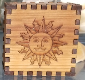 2 X 2 X 1 Happy Sun