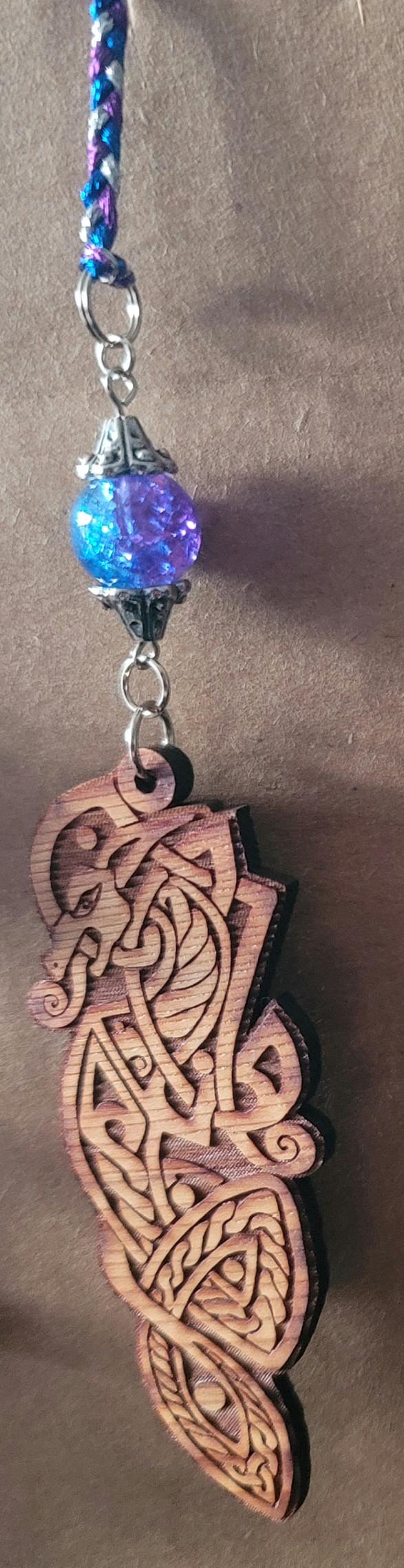 Celtic Dragon - Bookmark/Decoration