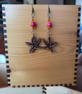 Sea Star - Red Stone