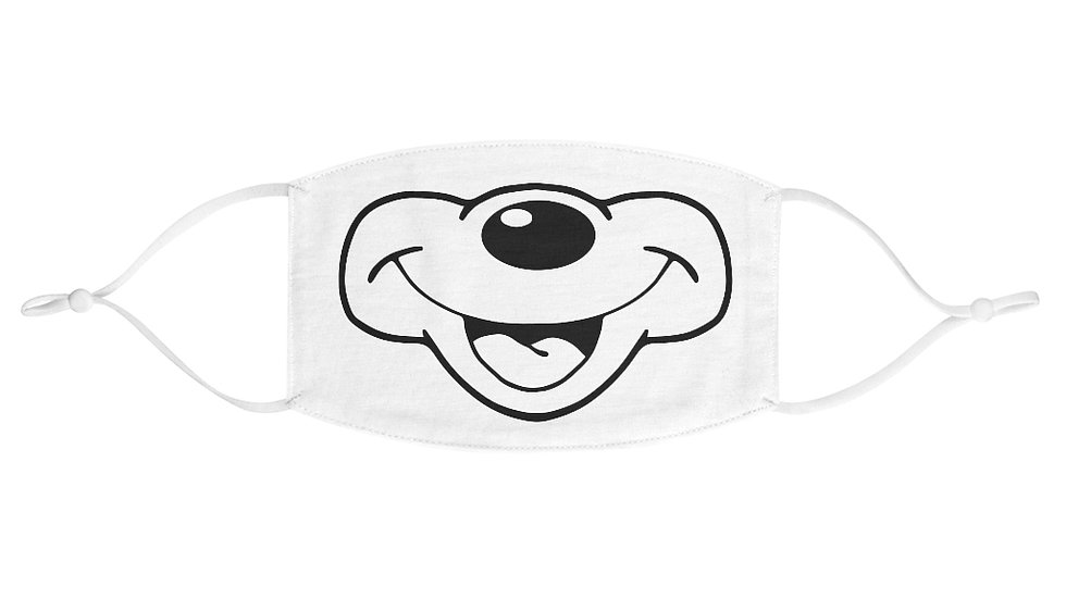 Mickey Mouse Face Mask