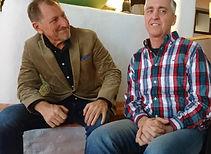 Wilfried Lenz, Hotel das Lafairs und Gerald Grossbauer, Mr. Blue & friends