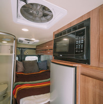 camper van sales the equinox
