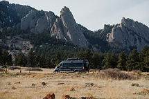 Contact us Boulder Campervans
