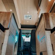 custom kitchen galley in a campervan.JPG
